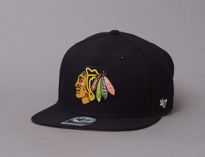 47 Sure Shot Chicago Blackhawks Black