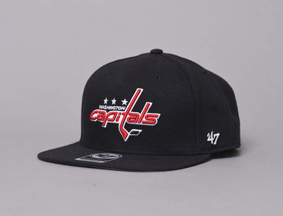 Cap Snapback 47 Captain Washington Capitals 47 Snapback Cap / Team / One Size