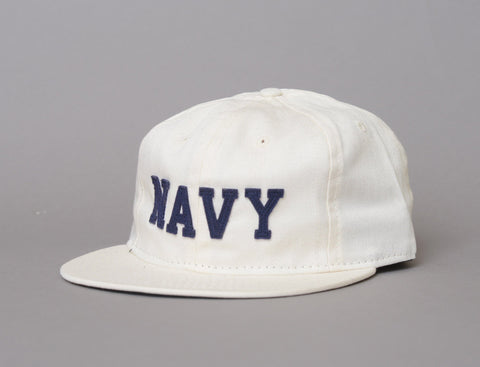 Ebbets Ballcaps - NAVY ( The Military Collection)