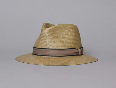 Hat Classic Bailey Brooks Toquilla Palm Bailey