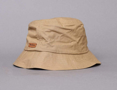 Barbour Irvine Wax Sport Bucket Mid Khaki