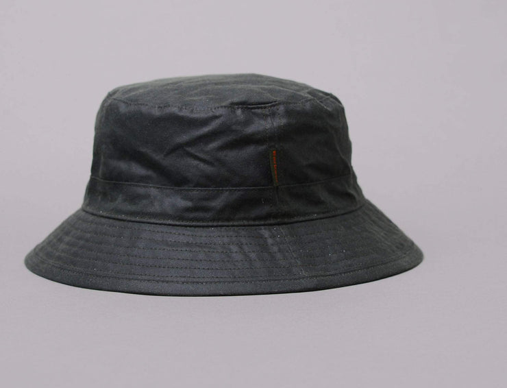 Barbour - Waxed Sports Hat, Sage
