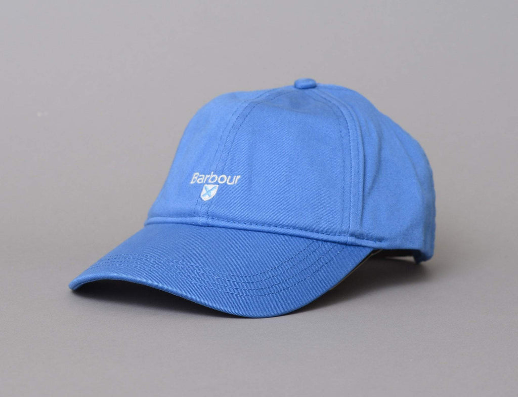 Barbour Cascade Sports Cap Sea Blue
