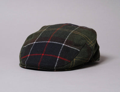 Cap Sixpence Barbour Galli Flat Cap Classic Barbour