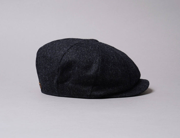 Cap Sixpence Barbour Thorne Bakerboy Navy Barbour