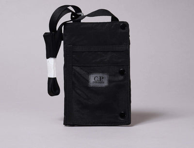 Accessories Bag C.P. Company Utility Pouch Nylon Garment Dyed Black C.P. Company Utility Pouch / Black / One Size