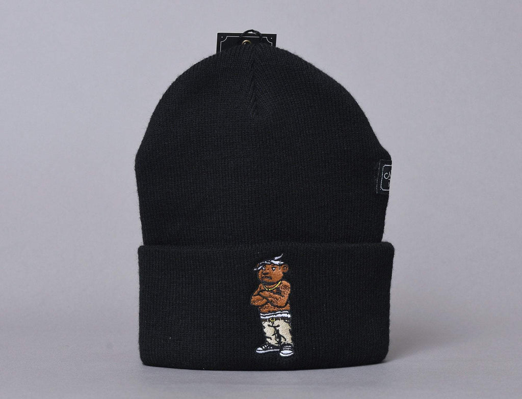 Cayler & Sons Cali Love Beanie Black