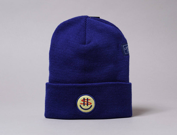 Beanie Cuff Cayler & Sons WL MD$ Beanie Royal Blue Cayler & Sons Beanie / Blue / One Size