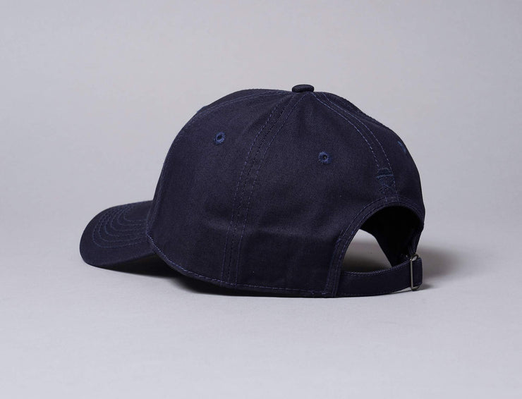 WL Le Roi Curved Cap Navy