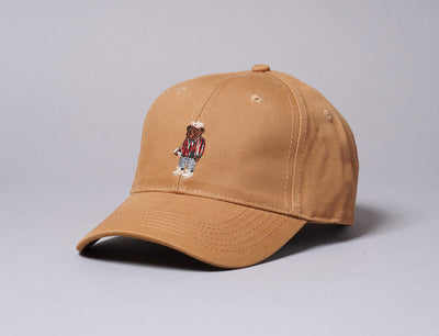Bedstuy Dad Cap Sand/MC