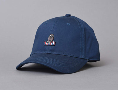 Biggenstein Curved Cap Navy