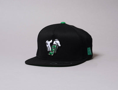 Cap Snapback Cayler & Sons WL Make it Rain 110 Snapback Cap Cayler & Sons Snapback Cap / Black / One Size