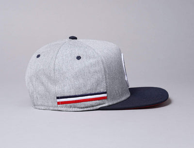WL Mont Mercy Cap Heather Grey