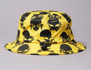 Bucket Hat Chinatown Market  No Evil Yellow