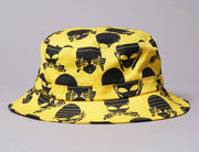 Hat Bucket Bucket Hat Chinatown Market  No Evil Yellow Chinatown Market Bucket Hat / Yellow / One Size