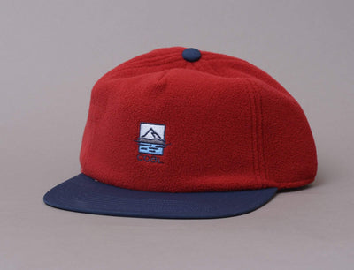 Cap Adjustable The North Coal Adjustable Cap Cap / Red / One Size