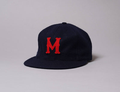 Cap Adjustable Ebbets Vintage Ballcap San Francisco Mission Reds 1937 Navy Ebbets Field Flannels Adjustable Cap / Blue / One Size