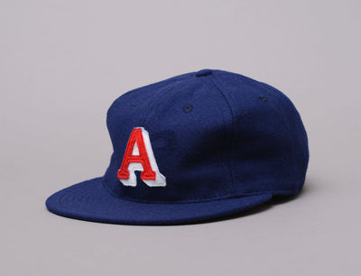 Cap Adjustable Ebbets BallCap - Atlanta Crackers 1939 Ebbets Field Flannels