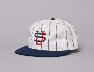 Cap Adjustable Ebbets BallCap - U.S. Tour Of Japan 1931 Ebbets Field Flannels