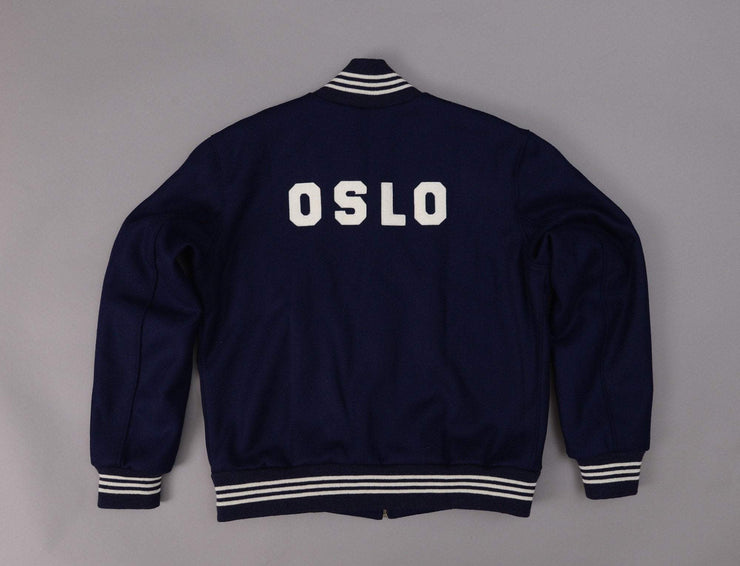 Ebbets Wool Authentic Jacket - OSLO