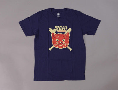 Clothing Tee Ebbets Tee Kansas City Katz Navy Ebbets Field Flannels