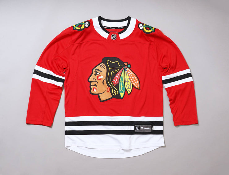 Clothing Hockey Jersey Fanatics Breakaway Jersey Chicago Blackhawks Fanatics