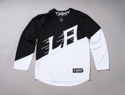 Clothing Hockey Jersey Fanatics Breakaway Jersey LA Kings Fanatics