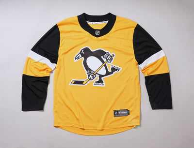 Clothing Hockey Jersey Fanatics Breakaway Jersey Pittsburgh Penguins Fanatics