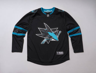 Fanatics Breakaway Jersey San Jose Sharks