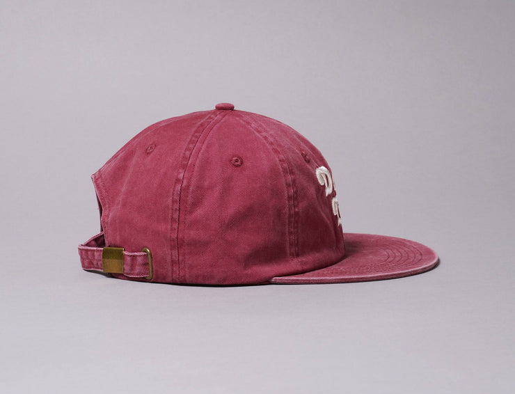 Cap Adjustable Free & Easy Don't Trip Unstructured Hat Washed Cardinal Free & Easy Bucket Hat / Red / One Size