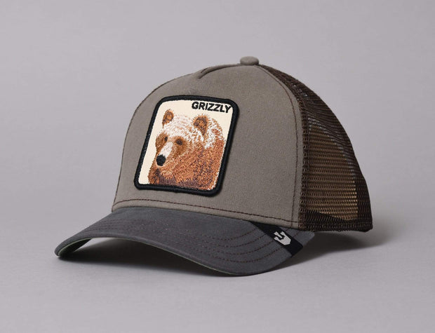 Goorin Animal Farm Trucker Cap Grizzly