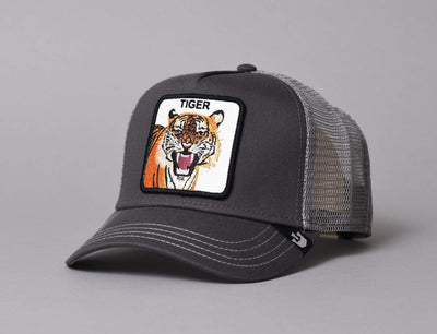 Goorin Animal Farm Trucker Cap Eye Of The Tiger
