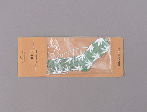 HUF Plantlife Air Freshener Green Apple