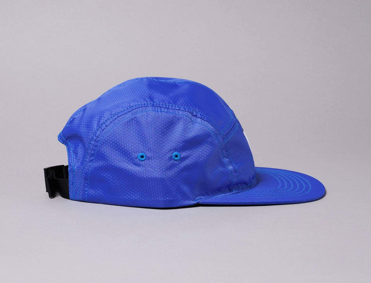 Cap 5-Panel Cap 5-Panel Blå HUF Hexagon Volley Marina Huf 5-Panel Cap / Blue / One Size