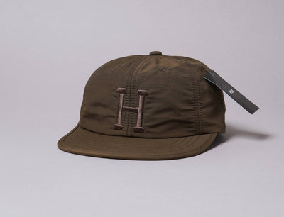 Cap Adjustable Cap Grønn HUF Formless Military Green Huf Adjustable Cap / Green / One Size