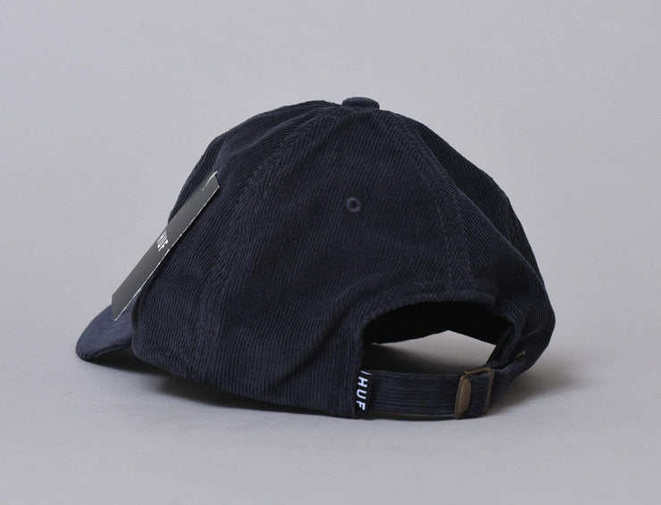 HUF MARKA CV 6 PANEL HAT Insignia Blue