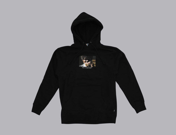 HUF X Pulp Fiction Burger P/O Hoodie Black