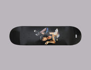 HUF X Pulp Fiction Skateboard Deck