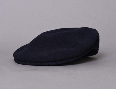 Kangol 504 Wool Cap Dark Blue
