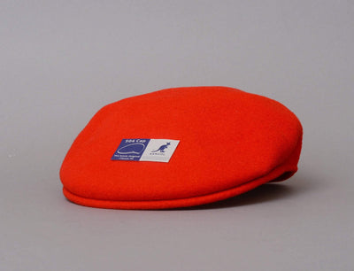 Kangol Sixpence Wool Red 504