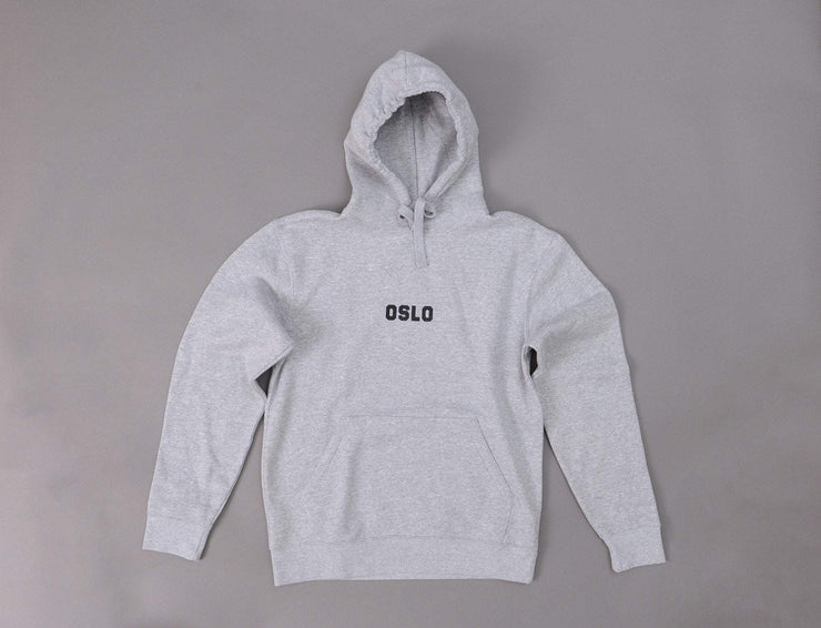 Clothing Hoodie OSLO Hoody Heather Grey LOKK