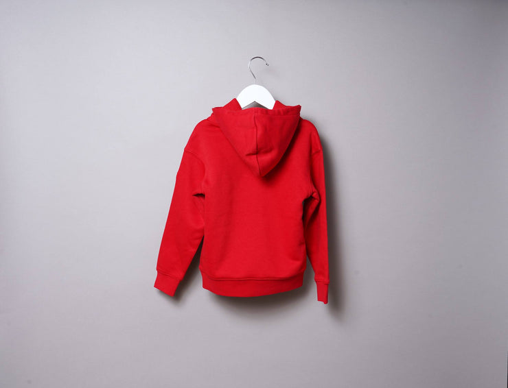 Kids OSLO Hoody Red/White
