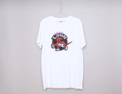 Clothing Tee Oslo Raptors Tee White LOKK
