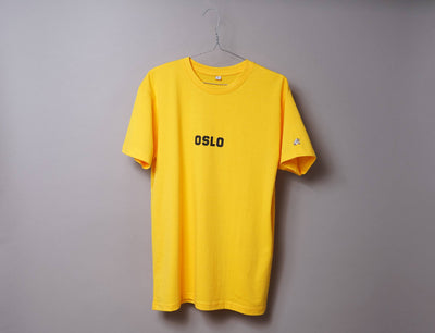 OSLO Tee Yellow/Black