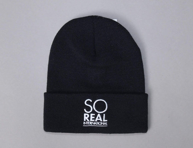 LOKK X SO REAL INTERNATIONAL BEANIE