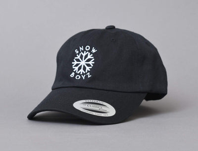 Cap Adjustable LOKK X SNOWBOYZ LOKK X Adjustable Cap / Black / One Size