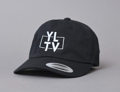 Cap Adjustable LOKK X YLTV LOKK X Adjustable Cap / Black / One Size