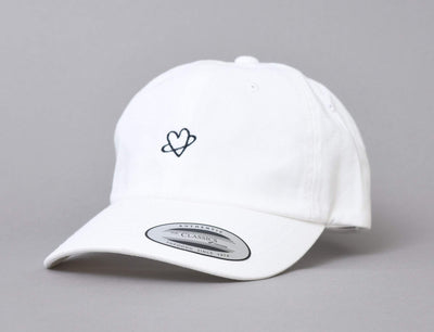 Cap Adjustable LOKK X LINNI Cap Neste Planet LOKK X Adjustable Cap / White / One Size
