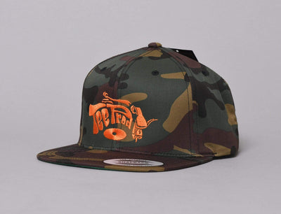 LOKK X TEE PROD CAMO/ORANGE