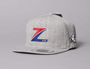 Mats Zuccarello - Kids Snapback Heather Grey